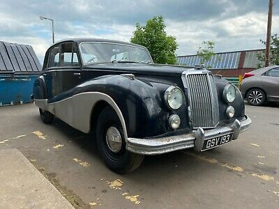 £5295 • Buy Armstrong Siddeley 346 Sapphire MK1, 1952, Project, 3 Owners, 29736 Miles