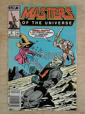 $79.99 • Buy MARVEL Star Comics Masters Of The Universe 9  1987