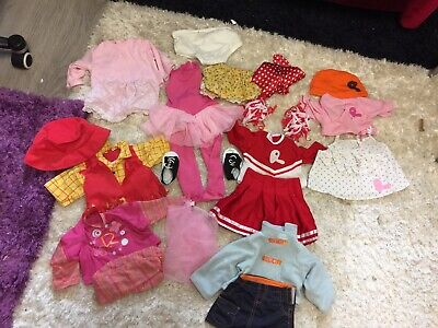 £26 • Buy SMOBY 24  DOLL ROBY/ROSIE/ROXANNE ETC Shoe Clothes BUNDLE