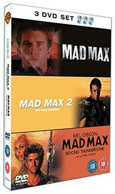 £4.98 • Buy Mad Max Trilogy: Mad Max / Mad Max 2: The Road Warrior / Mad Max Beyond Thunderd