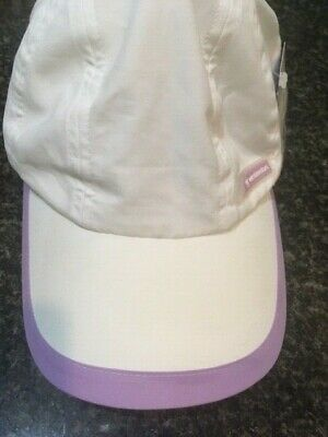 £25 • Buy Wimbledon Tennis Ladies Lilac And White Baseball Cap, Brand New With Tags