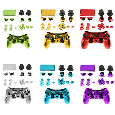 AU21.75 • Buy Replacement Full Housing Kit For Sony PS4 Pro Controller Shell Case Button