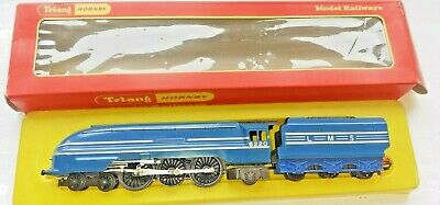 £90 • Buy Triang Hornby R864 Coronation Pacific Steam Loco In LMS Blue, Nice Condition, Or