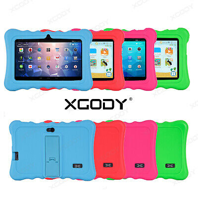 £43.99 • Buy Xgody Android 8.1 Tablet With 7  HD WiFi Quad Core Dual Camera Bundle Case 2021