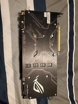 $ CDN611.79 • Buy ASUS GeForce GTX 1080 Ti 11GB Graphics Card FOR PARTS