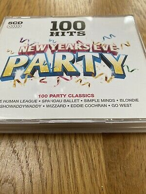 £1 • Buy Various Artists - 100 Hits New Years Eve Party - Various Artists CD 4QVG The The