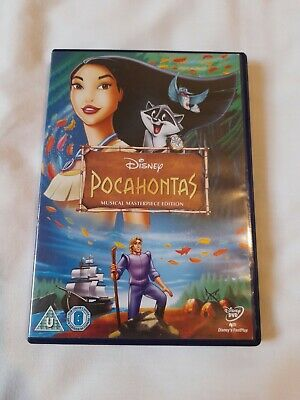£4.99 • Buy Pocahontas DVD Disney Musical Masterpiece Edition! 33rd Animated Classic!