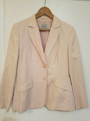 £13.90 • Buy Oasis Pink Suit Jacket Size 14, Worn Once Excellent Condition
