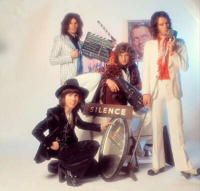 £4.49 • Buy Slade Noddy Holder Jim Lea And Others London 1975 MUSIC OLD PHOTO