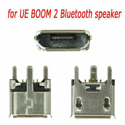 AU10.46 • Buy 1pc Micro USB Charging Port Power Charger For UE BOOM 2 Bluetooth Speaker Parts