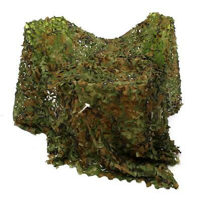 £7.99 • Buy New Army Camouflage Net Camo Netting Camping Shooting Hunting Hide Woodland 2021