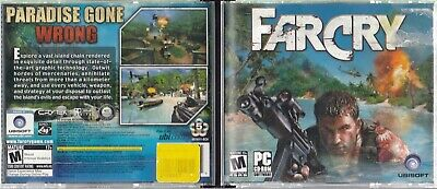 AU21.47 • Buy Far Cry: Paradise Gone Wrong (PC, 2004, 5-Disc Set) *COMPLETE*