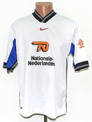 £69.99 • Buy Holland Player Issue 1998/2000 Training Football Shirt Jersey Nike Size M Adult