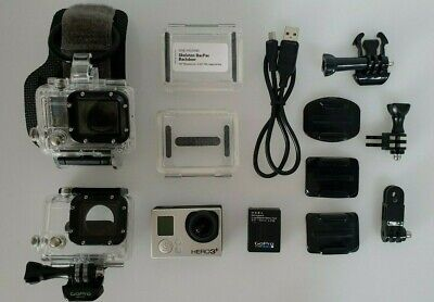 $ CDN147.14 • Buy GoPro Hero 3+ Black Edition + Accs - Mint Condition -Hardly Used- Free Delivery