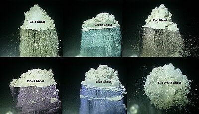 £3.99 • Buy INTERFERENCE GHOST PEARL POWDER PIGMENT FOR PAINT PLASTIDIP VARIOUS COLOURS 25g