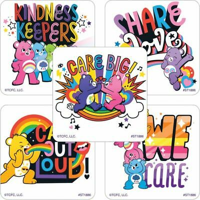 £1.55 • Buy Care Bears Stickers X 5 - Birthday Party - Favours - Loot Ideas - Kindness