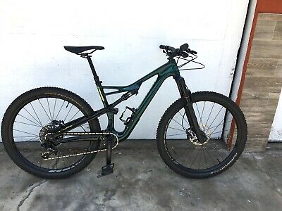 $ CDN3776.55 • Buy SemiNEW Specialized Camber Comp 27.5 Carbon Frameset 2018 11 Speed Mountain Bike