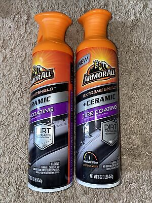 $24.95 • Buy (2) Armor All Tire Coating With Extreme Shield And Ceramic Technology, 16oz