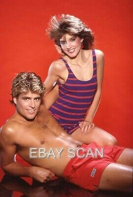 $ CDN18.72 • Buy Ted McGinley BARECHESTED BEEFCAKE AND MODEL   8X10 PHOTO  7