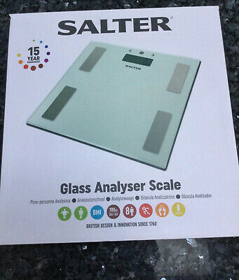 £12 • Buy Salter Glass Analyser Scale