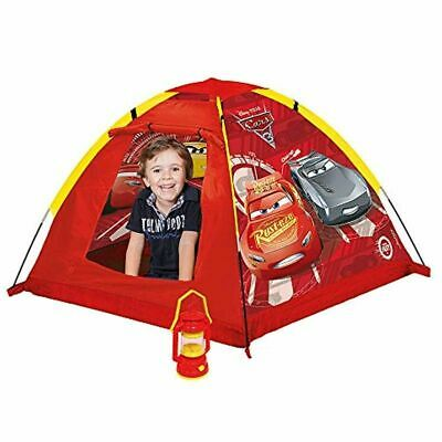 £44.59 • Buy John Children Play Tent Disney Cars With LED Lamp 2.WAHL Kids Tent For Playing