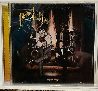 £5.78 • Buy Panic! At The Disco : Vices And Virtues  CD  NICE !