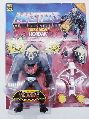 $31.45 • Buy Masters Of The Universe Origins Buzz Saw Hordak Deluxe Figure *IN HAND & DIRECT*