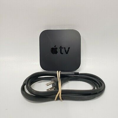 AU13.50 • Buy Apple TV - 2nd Generation Streaming Media Player Device - A1378 NO REMOTE