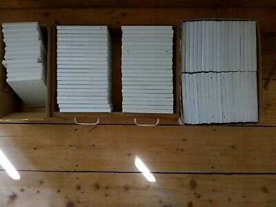 £5 • Buy 100 X White Replacement Empty DVD Cases 14mm Spine.