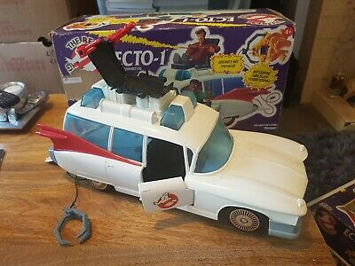 £95 • Buy Vintage The Real Ghostbusters Ecto 1 Boxed Kenner 1984