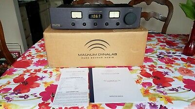 $650 • Buy Magnum Dynalab MD-100 Fm Analog Stereo Tuner In Great Condition With Box ,Manual