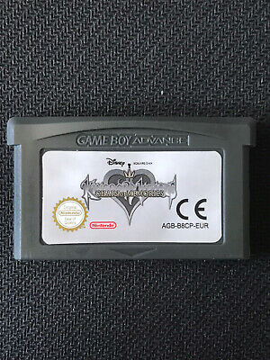 £8.99 • Buy Kingdom Hearts Chain Of Memories For Nintendo Game Boy Advance GBA Console Games