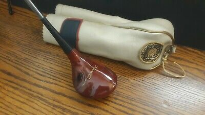 $95 • Buy VINTAGE Macgregor Tourney #1 #3 #2? PERSIMMON W/ Fancy Grip & Pro Only W/Crown