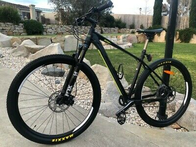 AU900 • Buy Mountain Bike 29 Inch XDS Boss Hardtail 11 Speed Nearly New With Dropper Seat