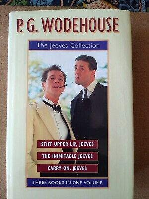 £3.99 • Buy The Jeeves Collection:  Stiff Upper Lip, Jeeves ... By Wodehouse, P. G. Hardback