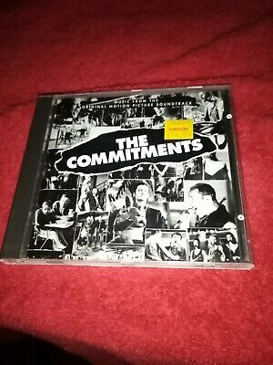 £1 • Buy Cd Of     The Commitments  Music From Original Motion Picture Soundtrack