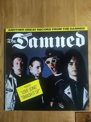 £10.50 • Buy THE DAMNED - BEST OF THE DAMNED Vinyl Album. Milan, 1981, A120173. Ex Cond