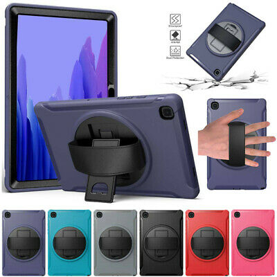 AU21.99 • Buy For Samsung Galaxy Tab A A7 S5e S6 Lite S7/S7 Plus Shockproof Stand Case Cover