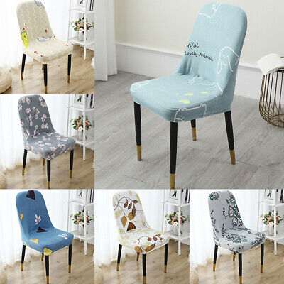 $6.97 • Buy Stretch Universal Floral Printing Chair Cover Anti-dirty Removable