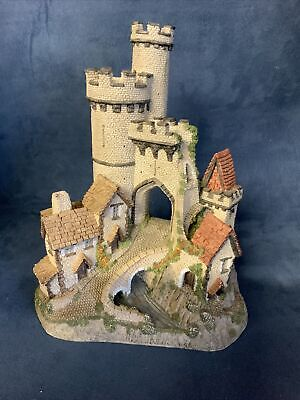 £45 • Buy The Castle Gate By David Winter Hand Painted Made In UK