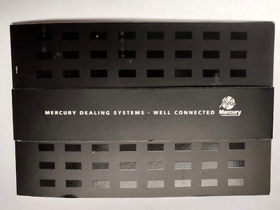 £25 • Buy Very Rare Phone Cards In Original Folder- Mercury Communications Dealing Systems