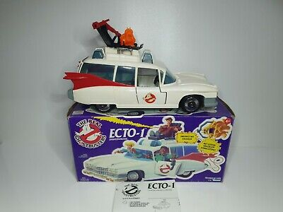 £75 • Buy Vintage,The Real Ghostbusters,Ecto-1,100% Complete,1984, Kenner,German Box