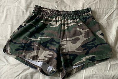 £10.97 • Buy Camo Lounge Fashion Summer Shorts For Women Size XS - Pre-Owned