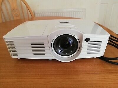 £225 • Buy Optoma GT1080Darbee 1080p/Full 3D. (Including 2X 3D Glasses + Replacement Bulb)