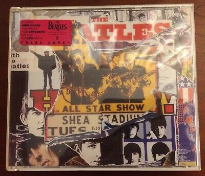 £10 • Buy The Beatles - Anthology 2 (Excellent Condition / Near Mint 2CD Fat Box Case)