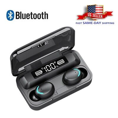 $ CDN21.39 • Buy Earbuds Bluetooth For Iphone Samsung Android Wireless Earphone IPX7 Waterproof