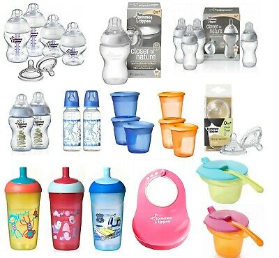 £4.99 • Buy Tommee Tippee All Type Baby Care Product (Colour & Design May Vary)