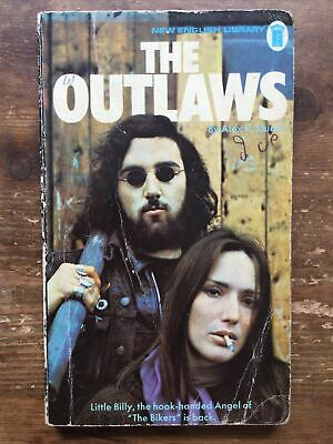 £10 • Buy The Outlaws Alex Stuart Hells Angels Outlaw Bikers 1%er 1975 Edition