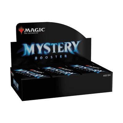 £200 • Buy MTG: Mystery Booster Convention Edition 2021 Box
