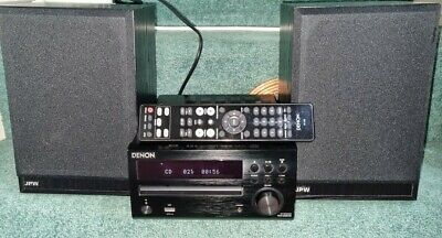 £129 • Buy Denon RCD-M39 CD PLAYER ONLY,  (TUNER NOT WORKING)aerial, JPW Speakers & Cables